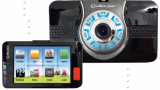 QHD Dual Dash cam with 3_5_ screen_Wifi_LDWS