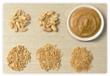 Processed Peanuts and Peanut Butter