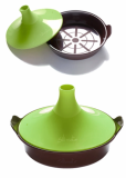 Silimate Tajin steamer series_ food steamer