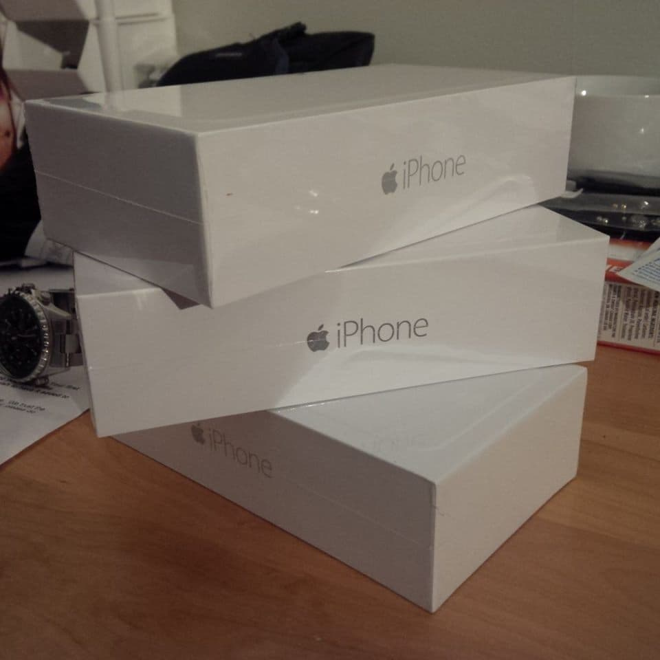 Wholesale _ Promo For Apple iPhone 6 16GB_64GB_128GB