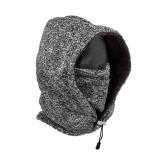Incontro Hood Neck Warmer with Insulated Fleece Balaclava Face Mask