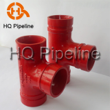 Grooved fittings
