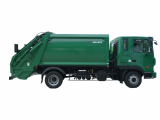 Garbage Truck -Press Packer-