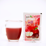 _Beverage_ Apple Juice Hugging Beet _ 25 packs