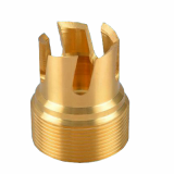 CNC brass machining parts