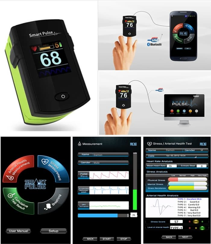 Smart Pulse from MEDICORE CO , LTD  Manufacturers & suppliers
