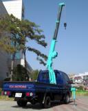 Truck Mounted Crane (HGC070)