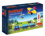 Click Block_ Magnet educational toy X_bar Transportation