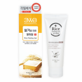 3WB Rice Bran Peeling Gel_Removes Dead Cells_Sebum Clear
