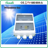 PV string combiner box with DC fuse_ DC breaker 1000VDC