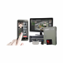 Access Control system with video mixed type approved