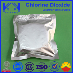 Chlorine Dioxide Powder For Swimming Pool From Langfang Yuanrong Machinery Manufacturing Co Ltd