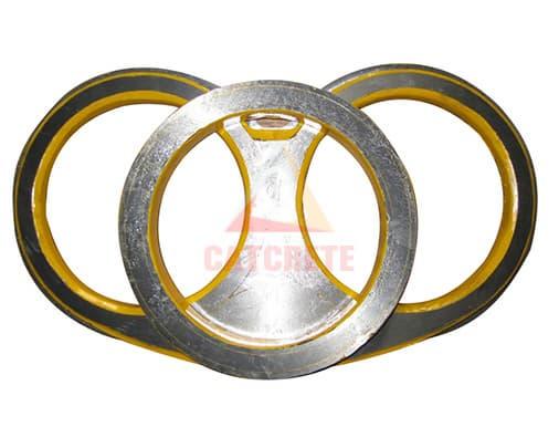 Concrete Pump Parts Schwing Wear Plate and Wear Ring | tradekorea