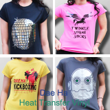 Heat Transfer Flex for Garment