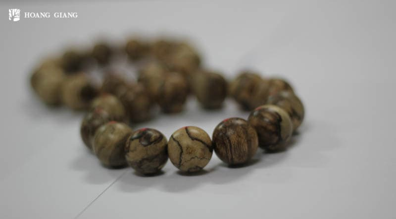 Agarwood bracelet for men
