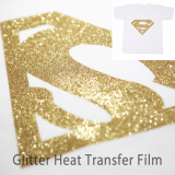 2018 Brand_new Sparking Heat Transfer Film_ GLITTER