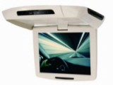"""Ceiling Mount 12.1"""" Monitor & DVD Player Combo"""