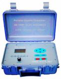 GE-109P Portable Doppler Ultrasonic Flow Meter Flowmeter