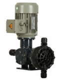 Electro Mechanical Diaphragm Metering Pump EMD_METAL