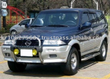 Used SUV -MUSSO Ssangyong