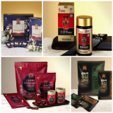 Korean Red Ginseng Extracts
