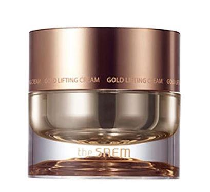 THE SAEM  _Gold Lifting Cream