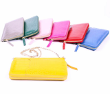 Lady's Clutch Zipper Bag