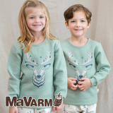 MAVARM Kids clothes_Merry Rudolf