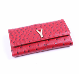 Lady's long wallet
