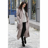 _Leesle_ Women_s Sochang Maxi Coat _Beige_