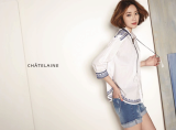 BLOUSE_ PANTS by CHATELAINE