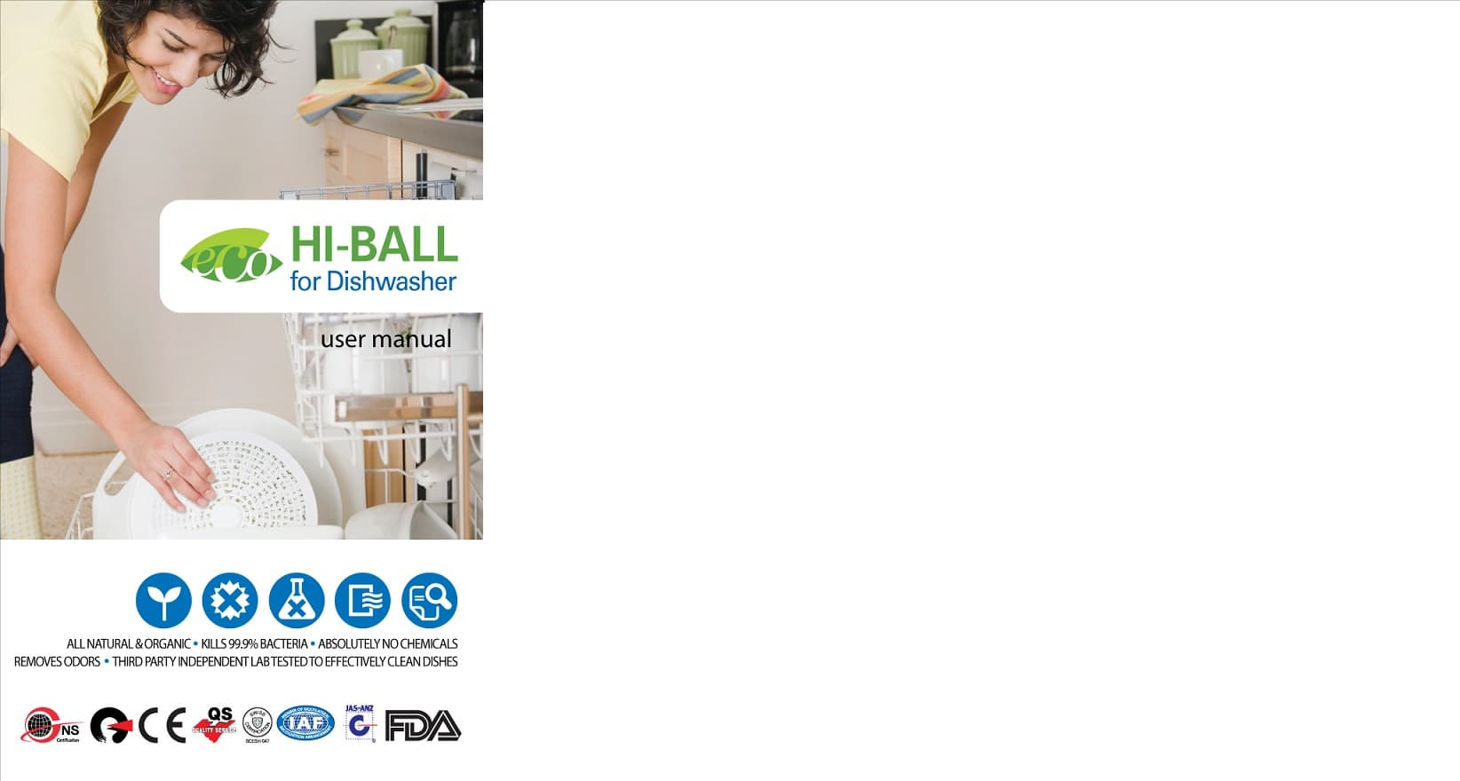 ECO Hi_Ball for Dish_washer