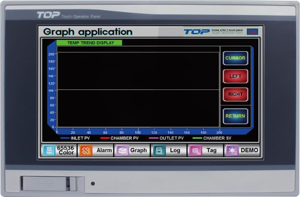 XTOP07TW_LD  HMI  TOUCH PANEL  M2I  TOP