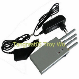 Portable Cellphone, GPS, Wi-Fi Jammer TG-120B-Pro