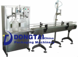 200 ml Linear Barreled Oil Filling Machine