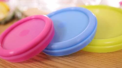 One touch Airtight Silicone food container JM_0303021001