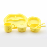 Eco-friendly Biodegradable Baby Dishes Set-8-