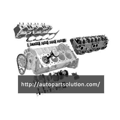 DAEWOO  BS106_106L Royal City _NGV_Diesel_ engine spare part