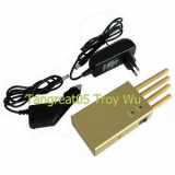 Portable Cellphone GPS Jammer TG-120D-Pro