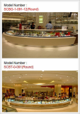 Customized Bakery - SCBG-1-091-12(Round), SCBT-0-091(Round)