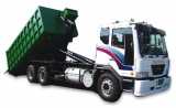 Garbage Truck -Arm Roll Truck-