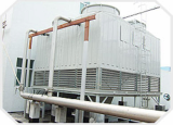 SQUARE CROSS FLOW TYPE COOLING TOWER