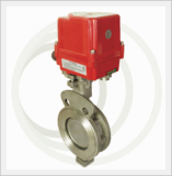Electric High Performance Butterfly Valve (Stainless)