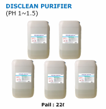 DISCLEAN PURIFIER Purifier Disc cleaner