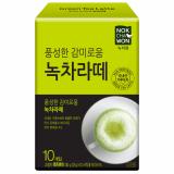 Green tea Latte 10T_Powder Stick Type_