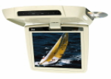 """Ceiling Mount 10.4"""" Monitor & DVD Player Combo"""