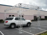 Aluminum truss stage truss roof truss