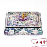 Phoenix Card Case / Mother of pearl / NAJEON