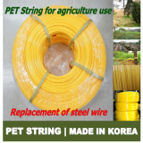 PET string for agriculture use from Korea