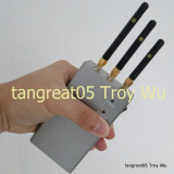 Portable Cell phone Jammer (High power Design) TG-120A